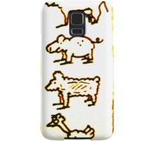 Friendly things Samsung Galaxy Case/Skin