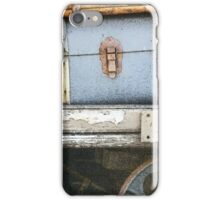 Railway Suitcase iPhone Case/Skin