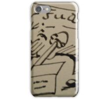 FUDGE iPhone Case/Skin