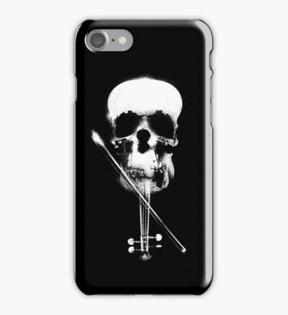 IT HELPS HIM THINK iPhone Case/Skin