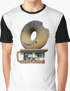 Randy's Donuts T Graphic T-Shirt