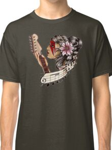 Muse of Rock Classic T-Shirt