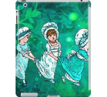 FOLLOW THE LEADER OR YOUR OWN PATH? iPad Case/Skin