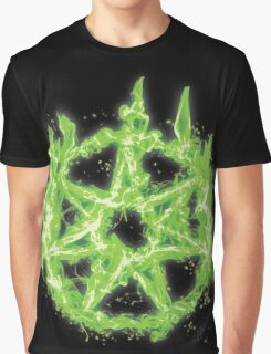 Faith of the Seven Burnt in Wildfire  Graphic T-Shirt