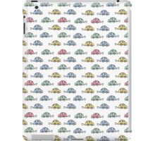 Toy cars iPad Case/Skin