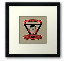A Squadron 2nd Cavalry Regiment Framed Print