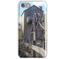 Minera Lead Mine In Spring iPhone Case/Skin