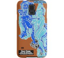 Captured Samsung Galaxy Case/Skin