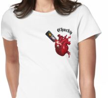 Chucky forever ♥ Womens Fitted T-Shirt