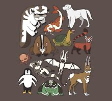 Avatar Menagerie Unisex T-Shirt