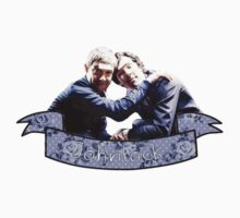 Johnlock by brookenoelle