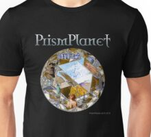 Crystal Planet Unisex T-Shirt
