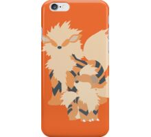 Growlithe Evolution iPhone Case/Skin