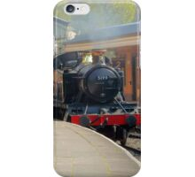 Llangollen 5199 Steam train iPhone Case/Skin
