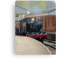 Llangollen 5199 Steam train Canvas Print