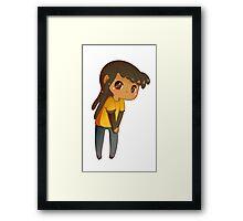 """Virgil """"cutie"""" Hawkins Framed Print"""