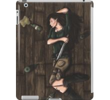 Passed Out Drunk- Elf iPad Case/Skin