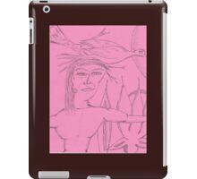feeling free iPad Case/Skin