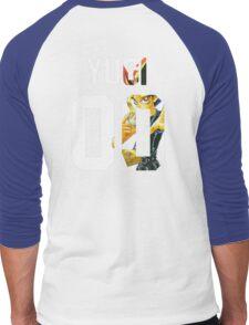 Yami Yugi Men's Baseball ¾ T-Shirt