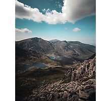 Tryfan, North Wales Photographic Print