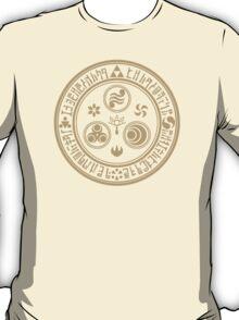 Hero's Mark (Brown) T-Shirt