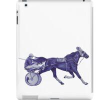 Sport horses iPad Case/Skin