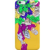 Sync Lynx  iPhone Case/Skin