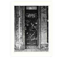 Urban Decay #1 Art Print