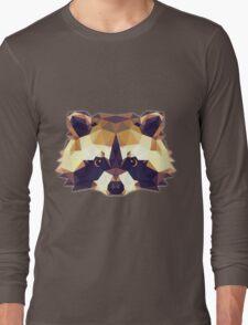 T-shirt Raccoon Long Sleeve T-Shirt