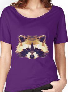 T-shirt Raccoon Women's Relaxed Fit T-Shirt