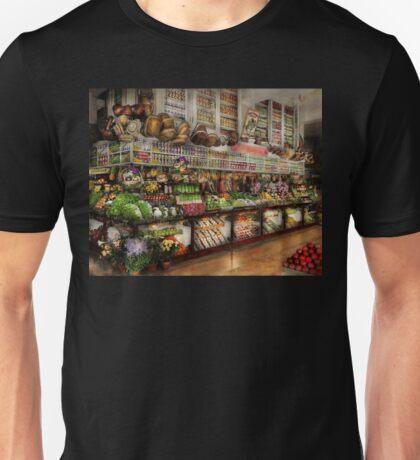 Grocery - Edward Neuman - The produce section 1905 Unisex T-Shirt