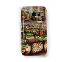 Grocery - Edward Neuman - The produce section 1905 Samsung Galaxy Case/Skin