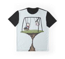 Swing Set - Kids In A Can Graphic T-Shirt