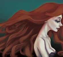 Ariel by Morgan Birch