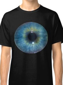 Eyeball - Blue & Green Classic T-Shirt
