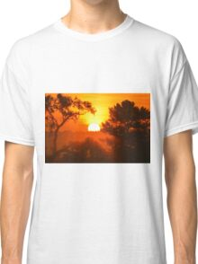 Foggy Summer Morning 2 Classic T-Shirt