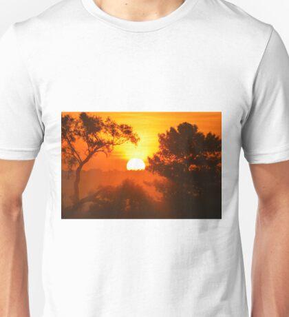 Foggy Summer Morning 2 Unisex T-Shirt