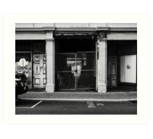 Urban Decay #3 Art Print