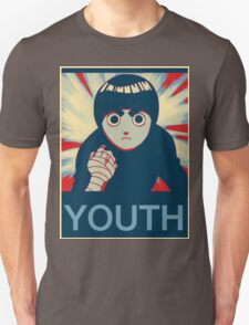 Rock Lee Youth poster Unisex T-Shirt