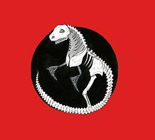T-Rex Skeleton Unisex T-Shirt