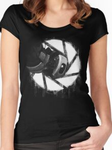 Still Alive Women's Fitted Scoop T-Shirt