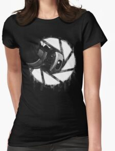 Still Alive Womens Fitted T-Shirt