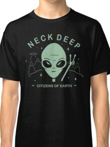 Neck Deep Citizens of Earth Classic T-Shirt