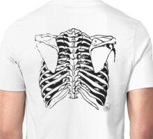 Back of Ribcage Unisex T-Shirt