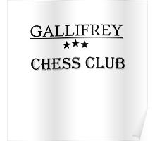 chess club Poster