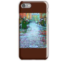 Rainy Day In Malmo iPhone Case/Skin