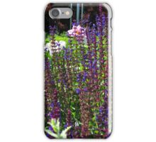 A little patch of garden iPhone Case/Skin
