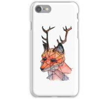 Foxalope iPhone Case/Skin