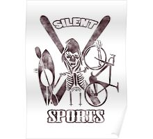 Silent Sports Poster