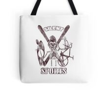 Silent Sports Tote Bag